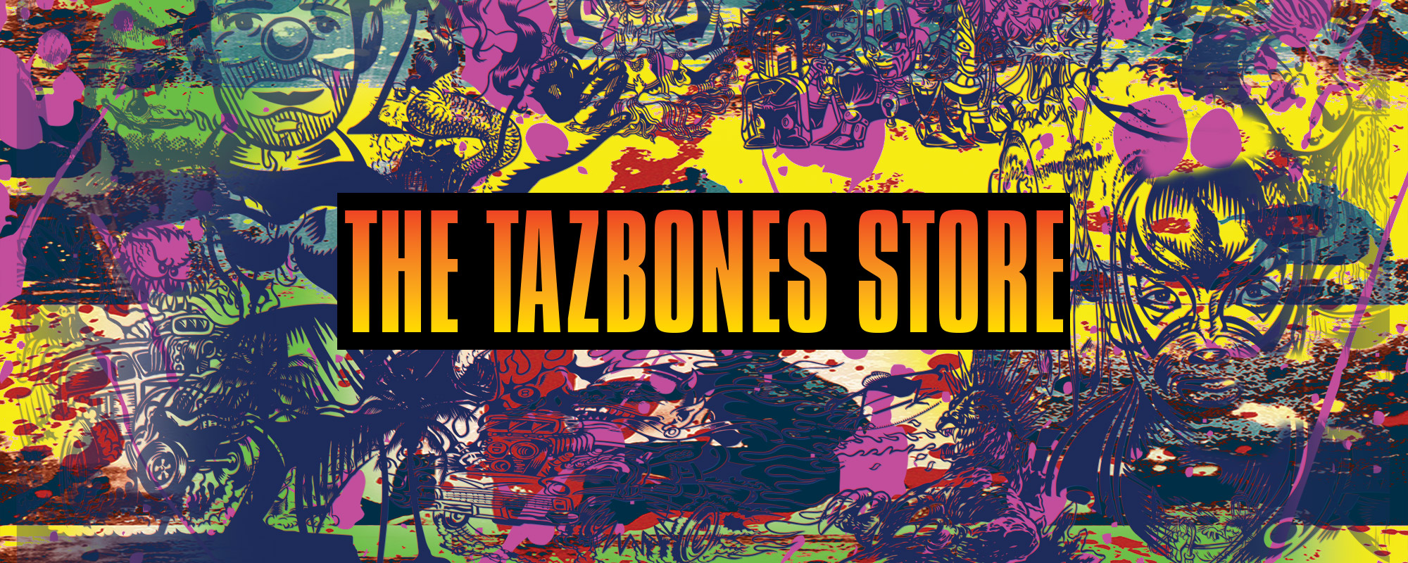 TazBoneS Header - Buy